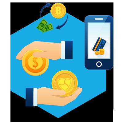 Blockchain payment platform no cryptocurrency
